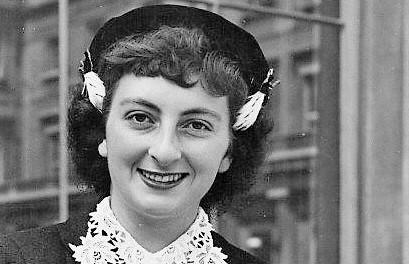 Jeanette Altwegg CBE, 1930-2021