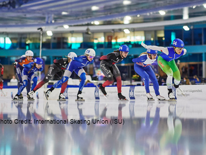 GBR squad finish Heerenveen bubble with World Champs high
