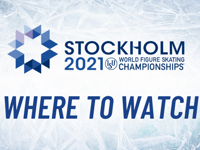 All you need to know about the World Figure Skating Championships