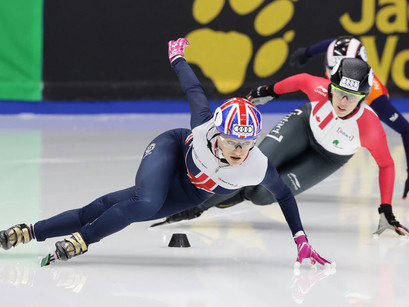 GB squad forced to pull out of World Short Track Speed Skating Championships