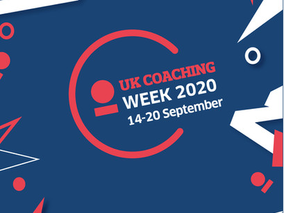 Thank your coach during UK Coaching Week 2020