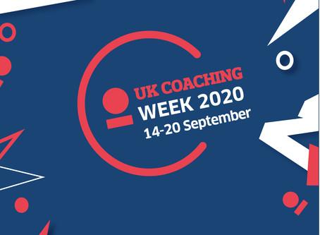 Thank your coach during UK Coaching Week 2020