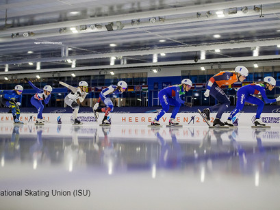 GBR set for super Saturday at World Speed Skating Championships