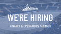 Vacancy - Finance & Operations Manager