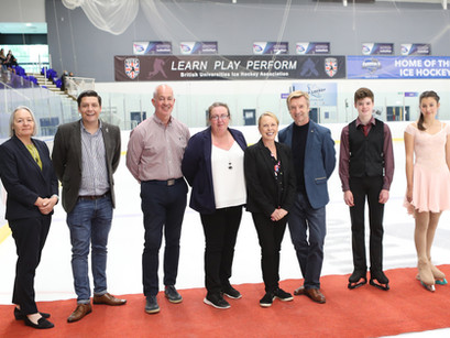 Torvill & Dean launch British Ice Skating Academy of Dance
