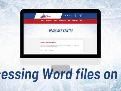 Downloading Word files from BIS website