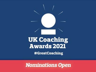 Nominations for 'prestigious' coaching awards open