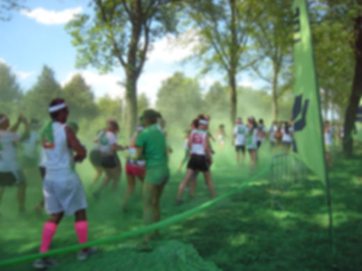 Green Color Run