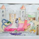 Die drei Schlangenblätter, Anna Mesner, 14 Jahre