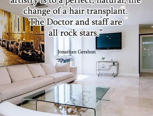 Alvi Armani creates revolution in hair transplant Industry