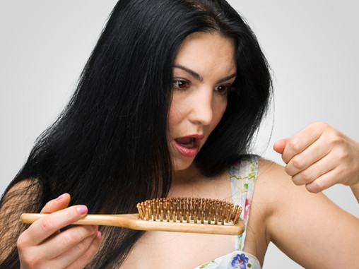 Treating Different types of hair loss