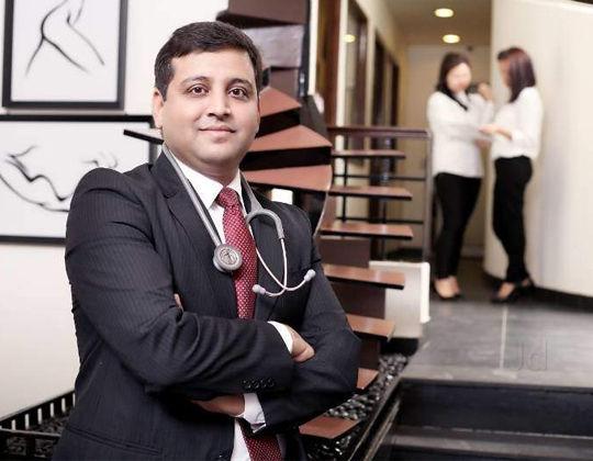 Dr Arihant surana