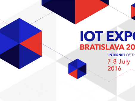 QUANTIOR WAS AT THE IOT EXPO