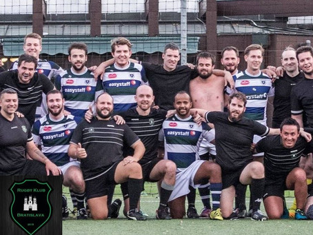 QUANTIOR GROUP IS GLAD TO ENTER INTO A PARTNERSHIP WITH THE RUGBY CLUB BRATISLAVA!