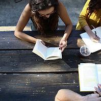 En plein air Groupe d'étude