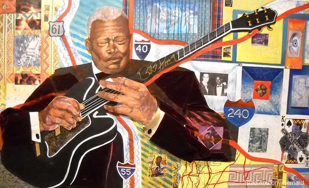 BLUES ROUTES COLLECTION - BB Memphis City Blues