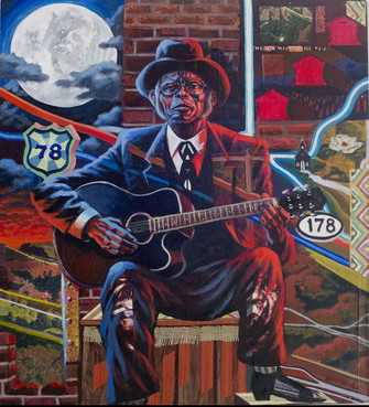 BLUES ROUTES COLLECTION - Robert (The (Wolfman) Balfour