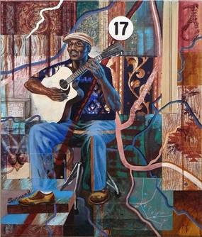 BLUES ROUTES COLLECTION - Joyful Blues (Ben Payton)s