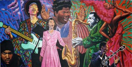 African American Heritage in Performing