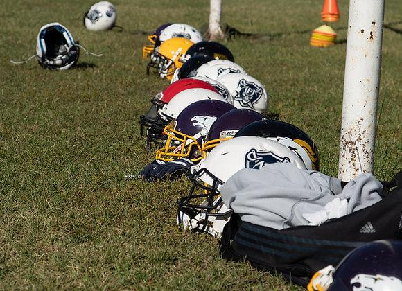 Football off-season programming