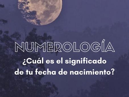 Numerología. ¿Cuál es el significado de tu fecha de nacimiento?