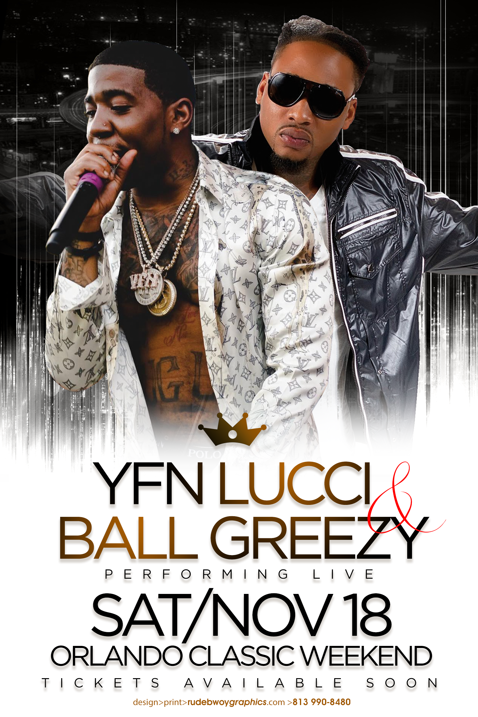 lucci ball greezy orlando classic teaser