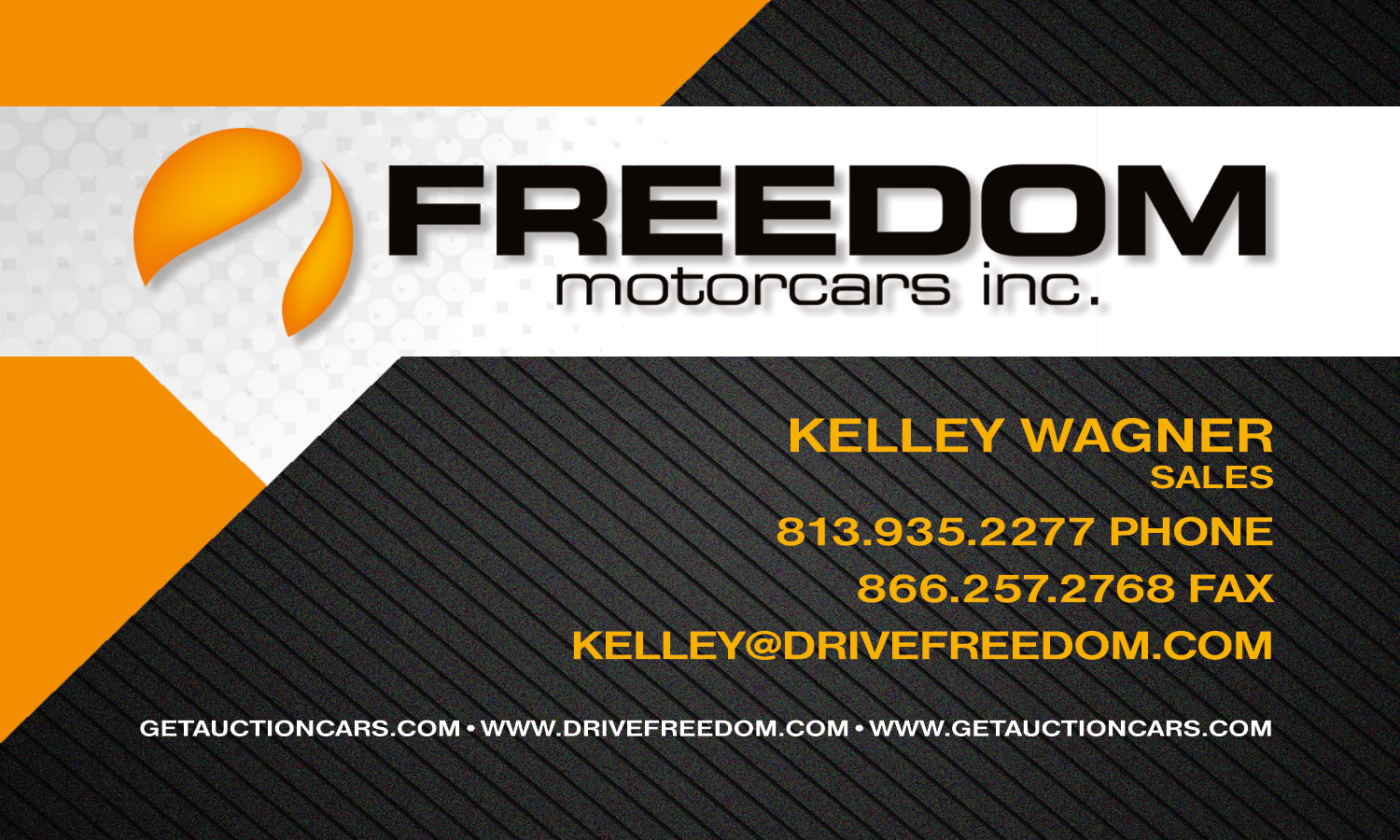 FREEDOM MOTORS KELLEY BC