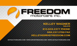FREEDOM MOTORS KELLEY BC