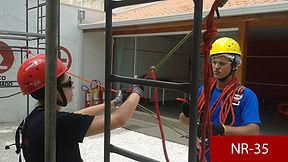 Trabalho em Altura NR35 em Curitiba
