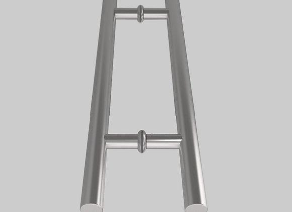 Puxador Alumínio 200