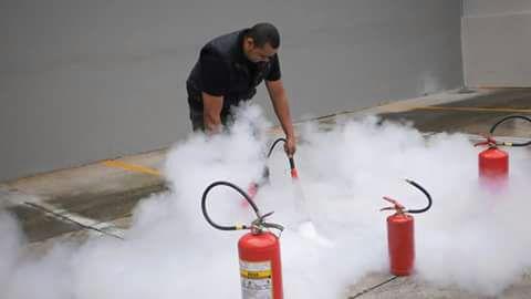 Capacitação e reciclagem brigada de incendio