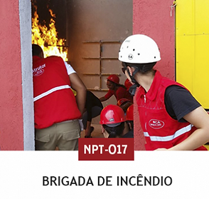 Treinamento para Brigada de Incendio em Curitiba