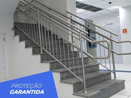 Steel Metal Fabricante de Corrimão em Curitiba!