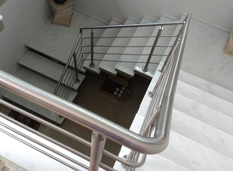 Corrimão para Escada.