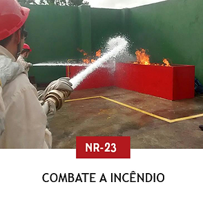 Treinamento NR-23 Combate a Incendio em Curitiba