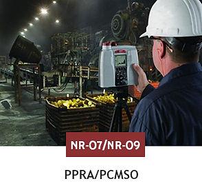 PPRA PCMSO NR-07 NR-09
