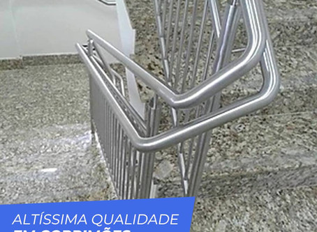 Corrimões para Escadas em Curitiba.