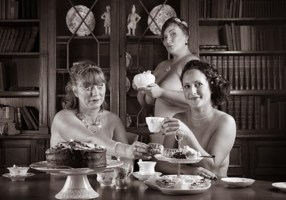 June - Lucie Cullen, Lyndsey Todd & Abby Amero