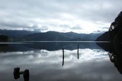 Amanecer Lago Pellaifa