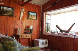 Linving cabaña