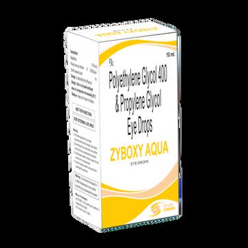 Zyboxy Aqua