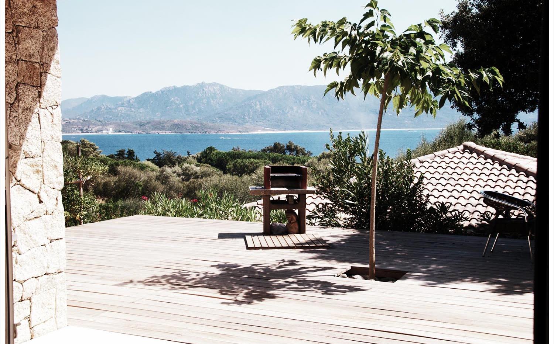 Grande Villa - Terrasse vue