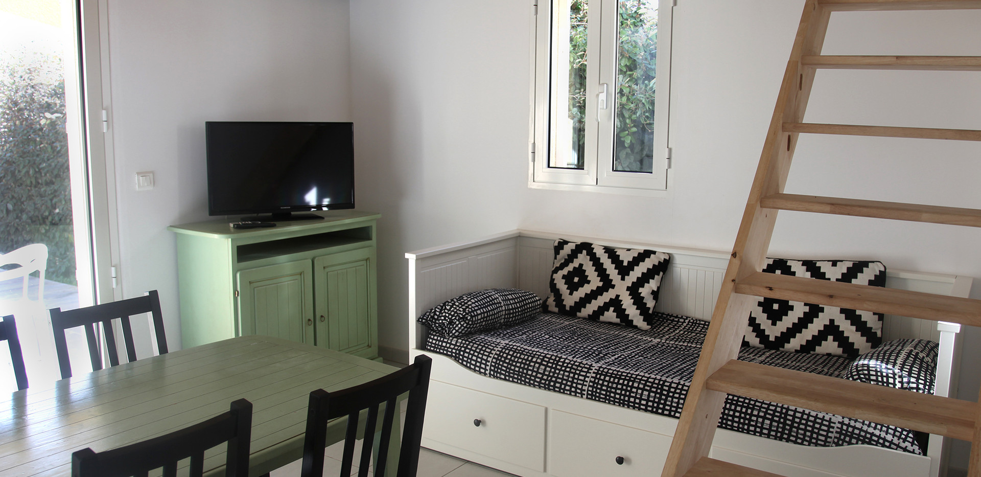 Mini-Villa - Salon