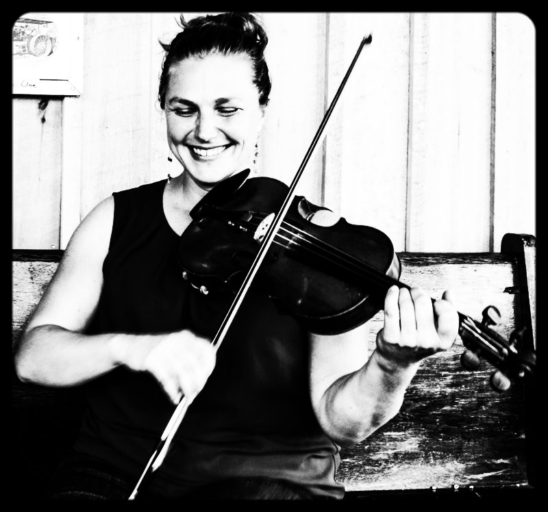 Deb Shebish, fiddle
