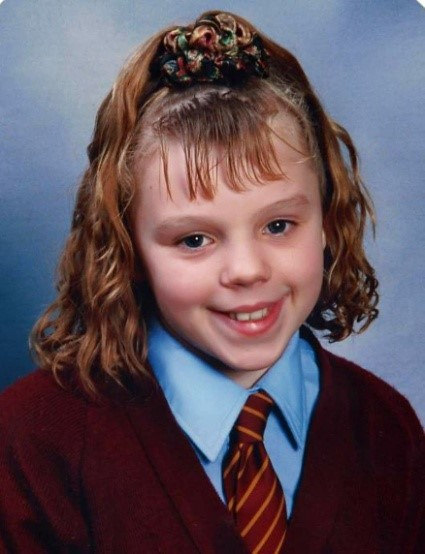 Donna aged 11