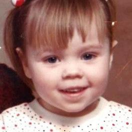 Donna aged 4