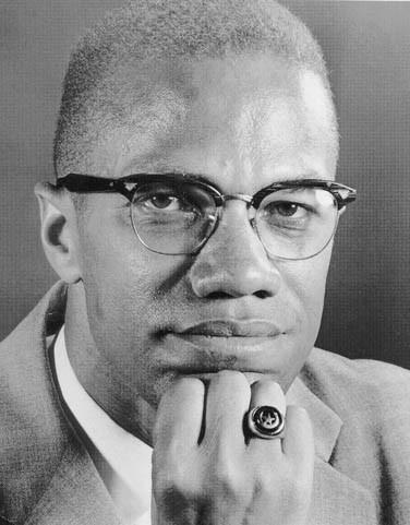Happy Bornday Malcolm X