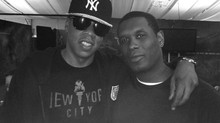 "Minister Farrakhan addresses the Jay Electronica and Jay Z song ""We Made It"""