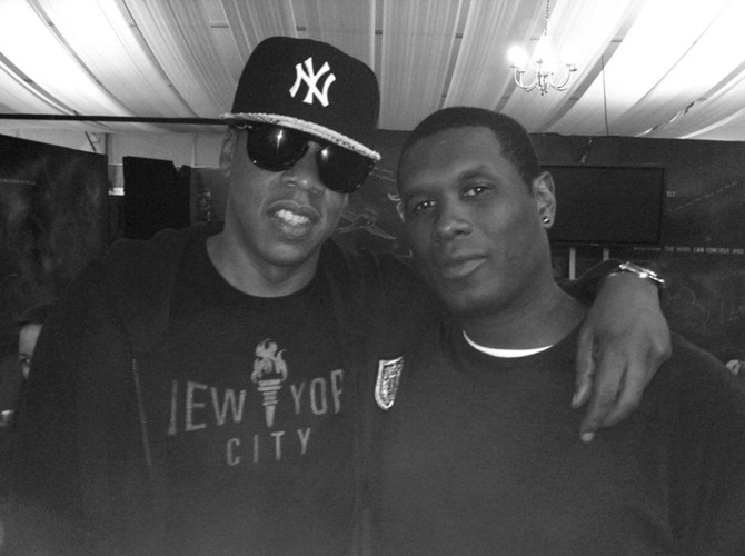 """Minister Farrakhan addresses the Jay Electronica and Jay Z song """"We Made It"""""""
