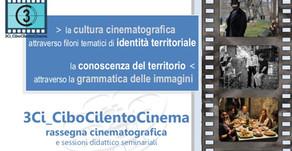 """3Ci_CiboCilentoCinema  proiezione del film """"Il Maestro+Margherita"""""""